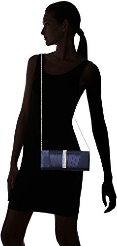 Damara Cartera De Mano Bolso Bandolera Para Mujer Teléfono Móvil,Azul azul