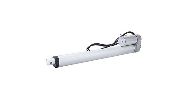 105 mm IP45 200mm DC Motor 30 mm//s 300 N Linear Actuator 12VDC Electric Actuator DC12V 300N Stroke Noise: 53 dB JS-TGZ-U1 Linear Actuator Electric Linear Actuator 25W