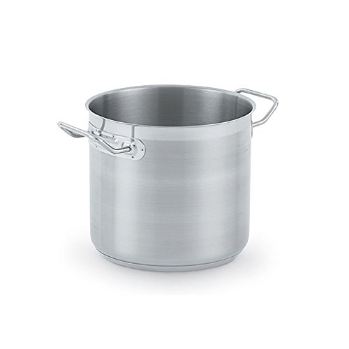 Vollrath 3503 Optio 11 Quart S/S Stock Pot with Cover