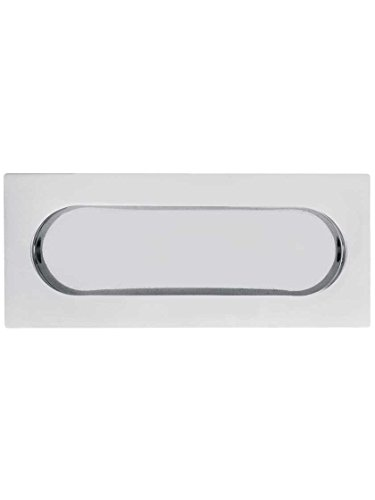 (A'dor FP4625 Cast Brass Recessed Sash Lift in Polished Chrome)