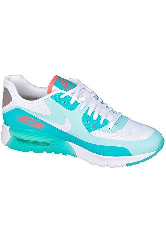 Nike, Sneaker donna Bianco bianco / verde