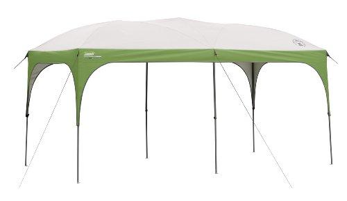 Coleman 16 x 8 Straight-Leg Instant Shelter, Outdoor Stuffs