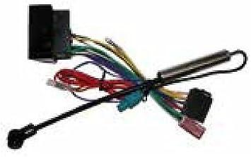 Cable Radio ISO Adaptador de antena Citroen C1 C2 C3 C4 ...