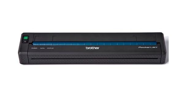 Brother PJ-623 - Impresora térmica portátil A4 (6ppm y 300ppp ...