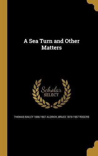 book cover of A Sea Turn