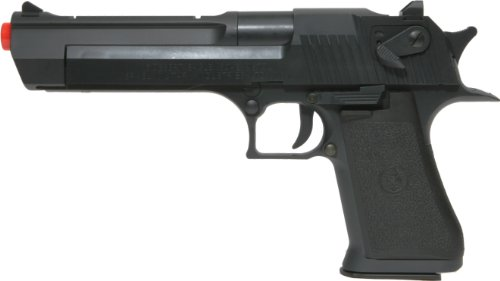 Soft Air Desert Eagle .50AE CO2 Blowback Pistol (Black)