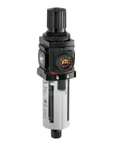 "ARO P39234-600-VS Air Filter-Regulator Piggyback, 3/8"" NPT -"