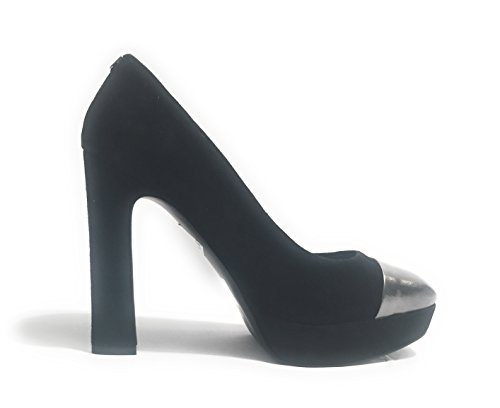 Guess Mujer Zapato de salón tacones altos negro
