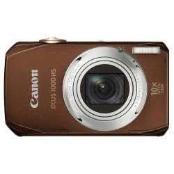 Canon IXUS 1000HS - Cámara Digital Compacta 10 MP - Marrón