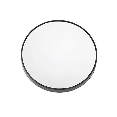 3 5 pulgadas 15X espejo de maquillaje con aumento pequeno espejo de aumento redondo para maquillaje preciso con ventosas