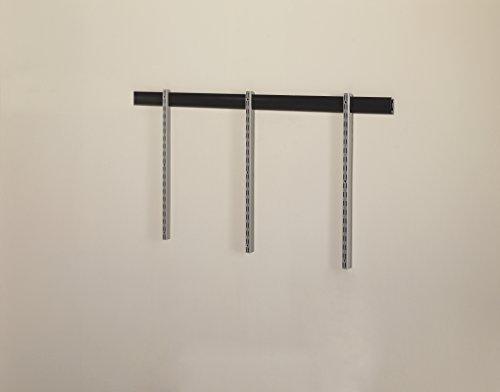 Rubbermaid 5G72 FastTrack 63,5 cm vertical con extensión