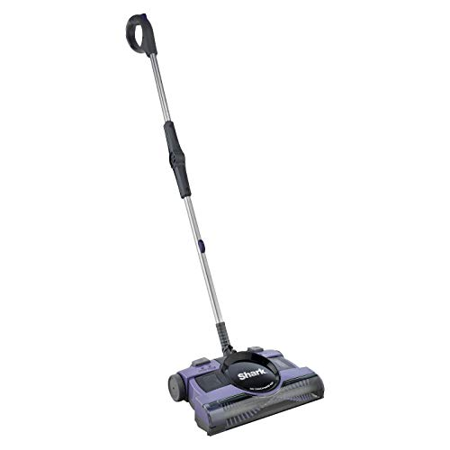 Shark 12'' Rechargeable Floor & Carpet Sweeper, V2945Z (Renewed) ()