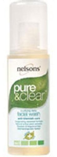 Nelsons Homeopathy Homeopathic Acne Care Pure Clear Cleansing Wash 125 ml 222185