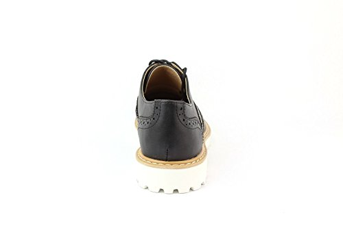 Bluebberry Derbies Olivia Noir 38