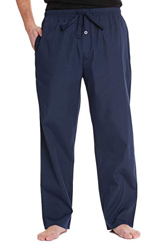 #followme Mens Pajama Pants Pajamas for Men 45930-NVY-M ()
