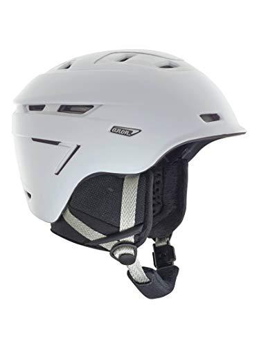 Anon 18598101119M Women's Omega Helmet, Marble White, Medium