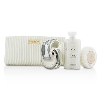Bvlgari Omnia Crystalline Coffret Eau de Toilette Spray 65 ...