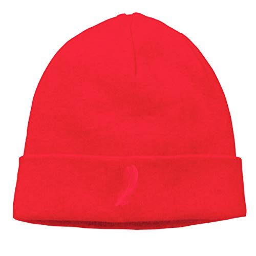 - Skully Beanie Wool Knitted Cap Beautiful Pink Feather Warm Hat Daily Slouchy Hats Crease Knit Beanies Skull Cap