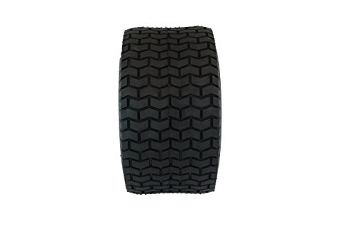 Set of Two 18×8.50-8 4 Ply Turf Tire for Lawn & Garden Mower (2) 18×8.5-8