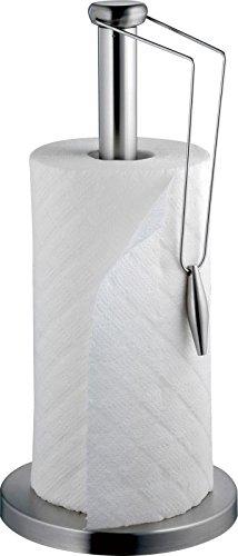 edelstahl küchenrollen-halter mit abrollschutz (papierrollen ... - Halter Für Küchenrolle
