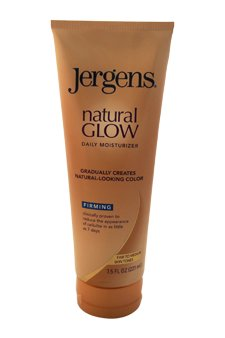 Natural Glow Firming Moisturizer for Fair to Medium Skin Ton