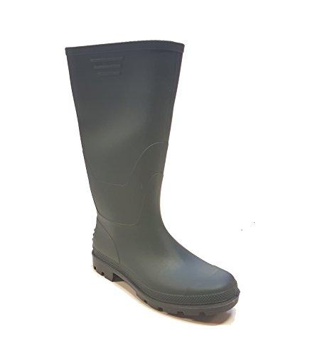 Seba 10A CE Knie Stiefel, PVC, Größe 38