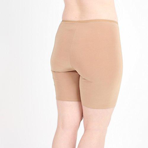 Undersummers Classic Shortlette: Rash Guard Slip Shorts
