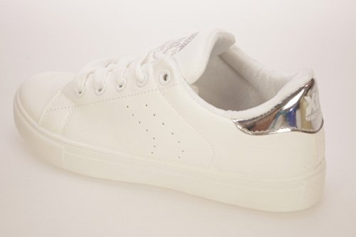 Stan Smith Mujer Plata