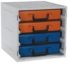 [해외]Rola-Case Tradesman Four Case Organizational SystemExtra Storage / Rola-Case Tradesman Four Case Organizational SystemExtra Storage
