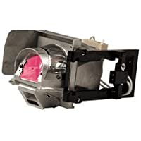 AuraBeam Economy Optoma W307UST Projector Replacement Lamp with Housing