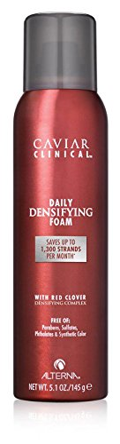 - Caviar Clinical Daily Densifying Foam, 5.1-Ounce