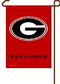 "Georgia Bulldogs UGA NCAA 11"" X 15"" Garden Flag"