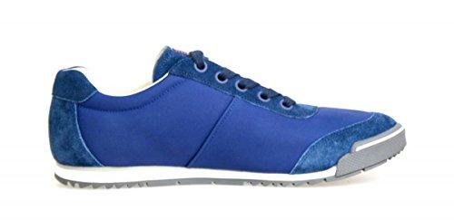 Hombre Zapatillas De Para Prada Piel X7qS8f1xwn