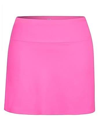 Tail Women's 14.5'' Blazing Sunset A-Line Skort Lollipop Pink (Large)