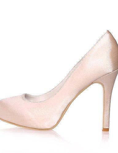 Noir 3 4in Mariage silver mariage Chaussures Blanc Argent 4 Talons ShangYi Soirée Bleu Ivoire de Champagne Violet amp; Talons Evénement 4in fqUcncvatR