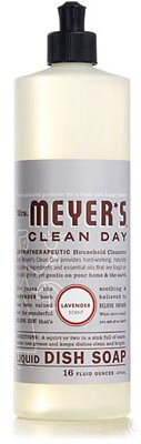 Mrs. Meyer's Clean Day Liquid Dish Soap, 16 Fluid Ounce