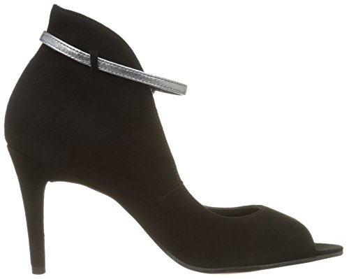 Elizabeth Stuart Buzzy 665, Zapatos de Baile Salón para Mujer Negro
