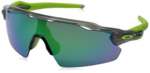 Sunglasses Ink Frame (Oakley Men's Radar OO9211-03 Shield Sunglasses, Grey Ink, 138)