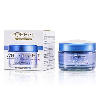 L'Oreal White Perfect Fairness Revealing Soothing Night Cream – 50ml