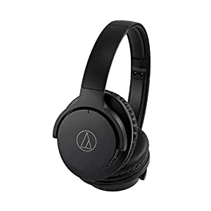 Amazon.com: Audio-Technica ATH-ANC500BTBK QuietPoint