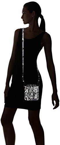 Armani Jeans - Bolso de Material Sintético Mujer Small