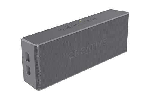 Creative Portable Water resistant Bluetooth Speaker