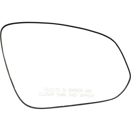 New Mirror Glass Passenger Right Side RH Hand for Toyota TO1325120 879310E140