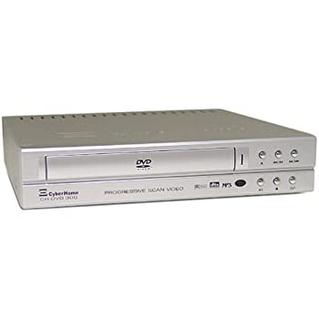 cyberhome ch dvd 300s progressive scan dvd player silver electronics. Black Bedroom Furniture Sets. Home Design Ideas