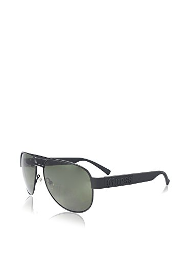 Guess Man Sunglasses GU6652 GU 6652 BLK-2 Black - Guess For Men Shades