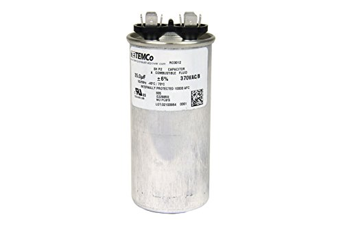 TEMCo Motor Capacitor RC0012 35 Electric