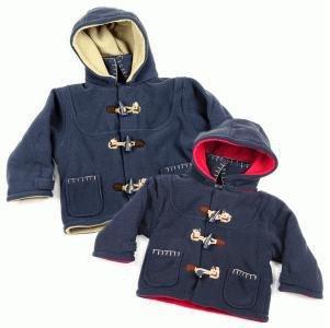 a3bfc79ea1f2 Baby Boys Duffle Coat (12-18 Months