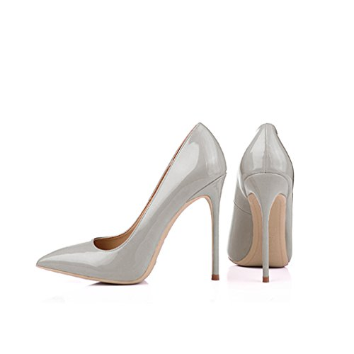long240mm Sexy shoes peu taille mariée chaussures Shoes hauts 6 chaussures 12cm female 6 seule profonde avec bouche à talons 38 Single Couleur une multicolore banquet dgEvd