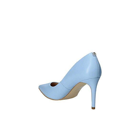 Mujer Guess Azul Zapato FLBN31LEA08 de Salón waaAqxB41