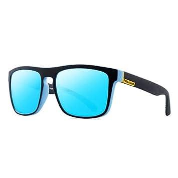 DXXHMJY Gafas de Sol Gafas de Sol polarizadas para Hombre ...